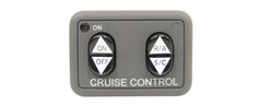 Caterpillar 3406B cruise control kit  w/o Electronic Speedometer