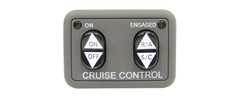 250-3592 Universal Cruise Control Switch Dash Mount With Engage light