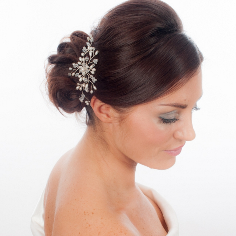 Pearl Flower Bridal Hair Vine Beautiful Wedding Accessories From Aye Do Uk