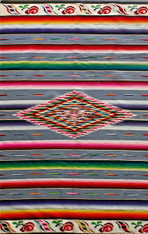 1930s Saltillo Serape SOLD