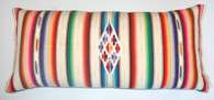 Vintage Serape Large Pillow SOLD
