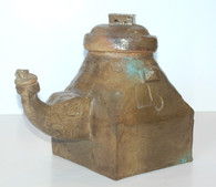 Marcia Greene Ceramic Giant Teapot 1968