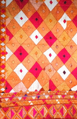 Phulkari Bagh Textile SOLD