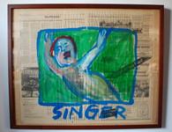 Bread & Puppet Theater 'Cheap Art' 1990