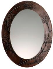 Botanical Mirrors by Deborah Childress Ash