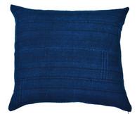 African Indigo Textile Pillow SOLD