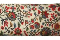 Japanese Vintage Silk Print Textile Pillow