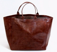 Leather Tote Bag Senegal