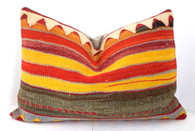 Vintage Wool Kilim Pillow SOLD