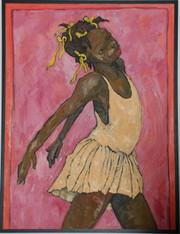 Franceska Schifrin  Oil on Canvas
