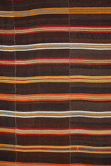 Antique Stripe Jajim Blanket