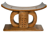 African Ashanti Stool SOLD