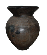 African Large Ceramic Pot, Mali