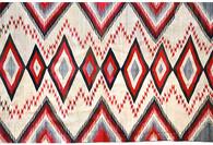 """Navajo Rug 1920s 68"""" x 35"""" SOLD"""