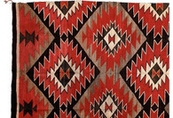 19th-C Navajo Rug SOLD