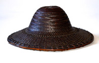 Ifugao Philippine Bamboo Hat 19th C