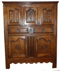 19c Italian Ornately Carved Cabinet SOLD