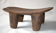 African Senufo Small Stool