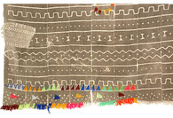 1940-50s Mali Traditional Mud Cloth