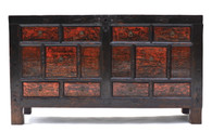 19th-C Chinese Lacquered Cabinet SOLD
