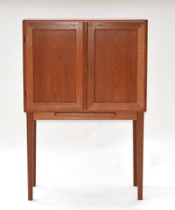 Danish Modern Brouer Mid Century Cabinet SOLD