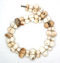 Mauritania Ju Ju Shell Fetish Bead Necklace SOLD