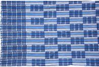 Ivory Coast Indigo Woven Textile