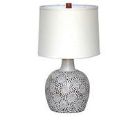 1960s Martz Ceramic Glazed Lamp SOLD