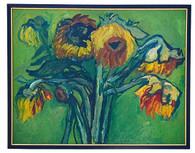 Arnold Schifrin, Sunflowers SOLD