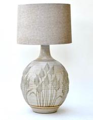 MCM Wishon-Harrell Ceramic Lamp