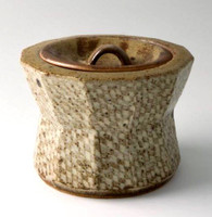 1960-70s Tatsuzo Shimaoka Lidded Jar