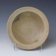 Authentic Shoji Hamada Stoneware Plate c1930