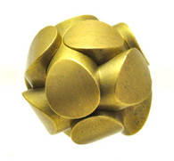 Charles O. Perry Brass Ball Puzzle SOLD