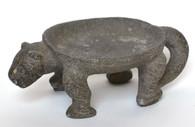 Fine Pre-Columbian Jaguar Stone Metate
