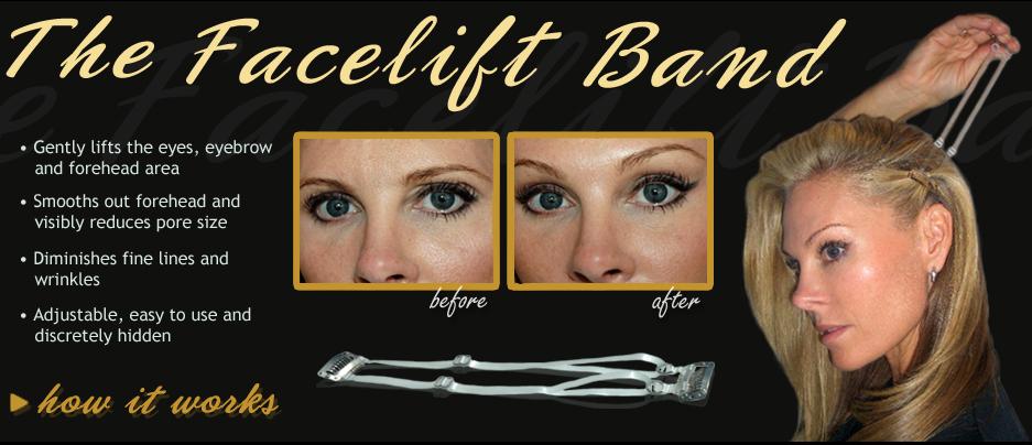 Instant facelift in under 2 minutes. Botox alternative, plastic surgery alternative, facelift alternative, affordable facelift
