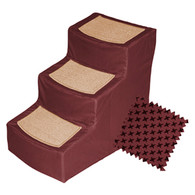 Designer Stair III with Removable Cover