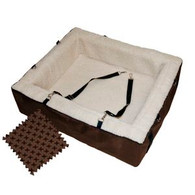 Car Booster Seat/Bed- XLarge