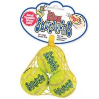 Kong Squeaker Tennis Balls-Small