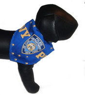 NYPD Dog Bandana