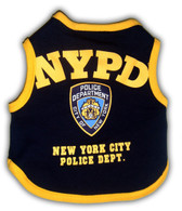 NYPD Dog Shirt Official