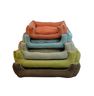 Personalized Low Profile Microfiber Kuddle Lounge