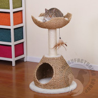 Petpals Cat House with Perch