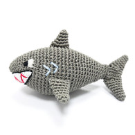 Shark Crochet Toy