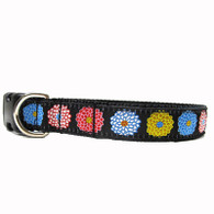 Pom Pom Dog Collar / Leash