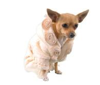 Juliet Dog Bathrobe
