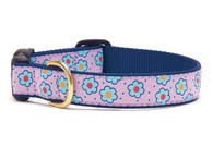 Flower Field Dog Collar
