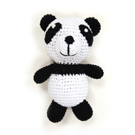 Dogo Crochet Panda