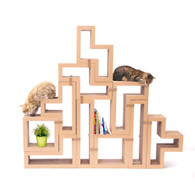 Katris Blocks Original Kraft Bundle Cat Scratcher