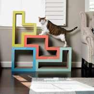 Katris Blocks City Bundle Cat Scratcher