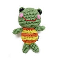 Crochet Frog Doll